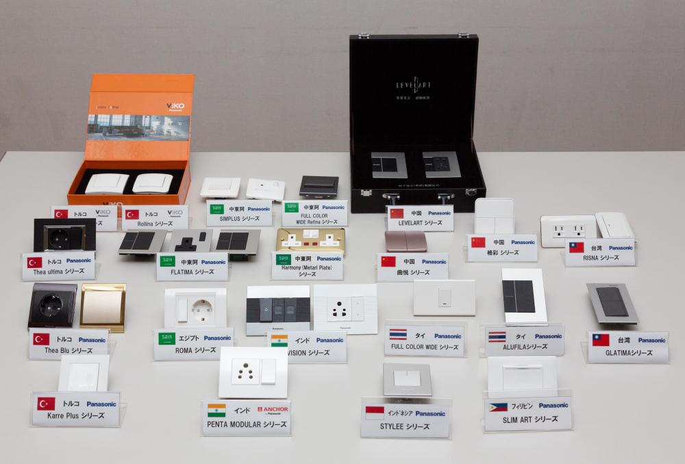 medium resolution of 100 years delivering light and convenience panasonic u0027s iconicfigure panasonic u0027s wiring devices of various shapes and designs cater to the