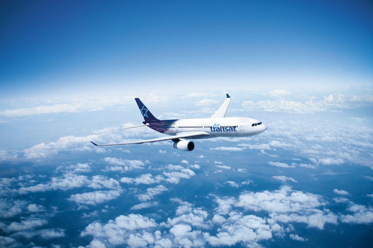PAX - Air Transat partners with easyJet
