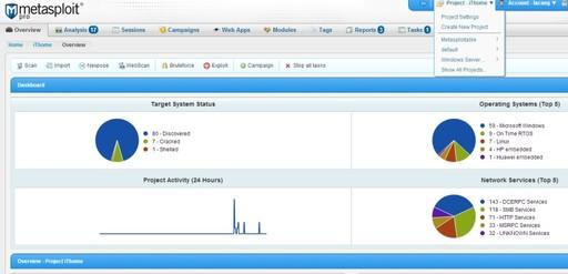 滲透測試工具軟體:Rapid7 Metasploit Pro 4.5 - 生活科技 - PChome 新聞