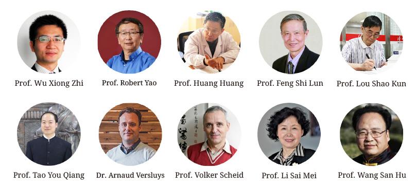 Jing Fang Speakers