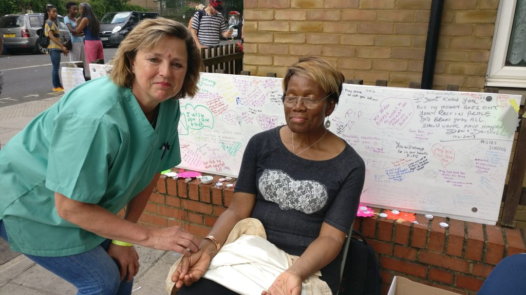 Grenfell Emergency Acupuncturists