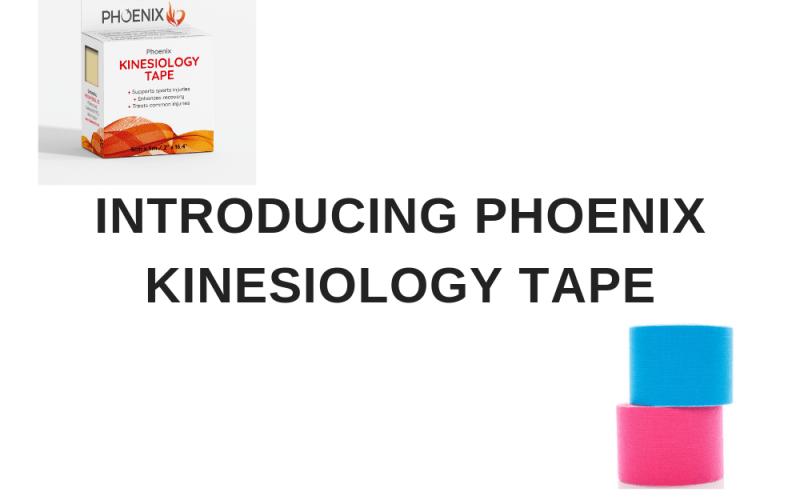 Phoenix KINESIOLOGY Tape