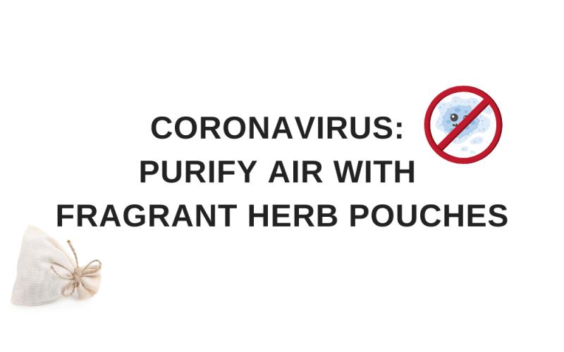 Coronavirus Herb Bag