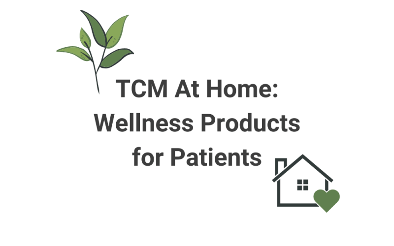 TCM products clients can use at home