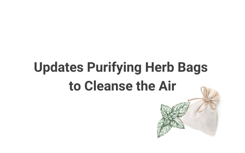 Update Herb Bag