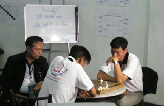 หมากรุกไทยภูเก็ตออนออนโอเพ่น ครั้งที่2