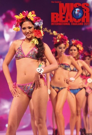 Bikini Fashion Runway @ Jungceylon