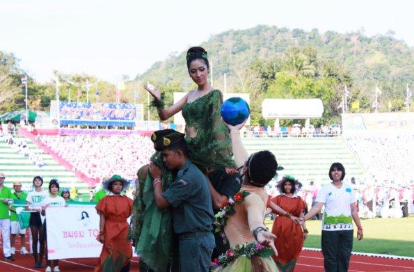กรีฑา นักเรียน นักศึกษาและประชาชน จ.ภูเก็ต 2554