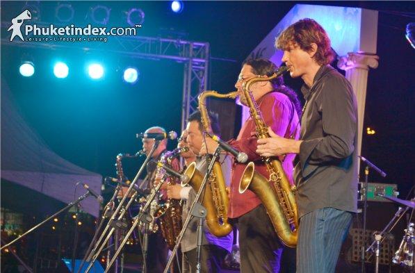 Saxophone Summit