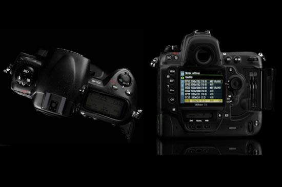 Nikon คาดเปิดตัวกล้อง DSLR รุ่นใหม่ Nikon D4 วันศุกร์ที่ 6 มกราคม 2555 นี้