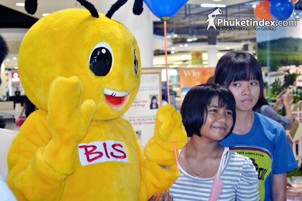 Central Festival Phuket Kids & Family Day Fun Fest 2012