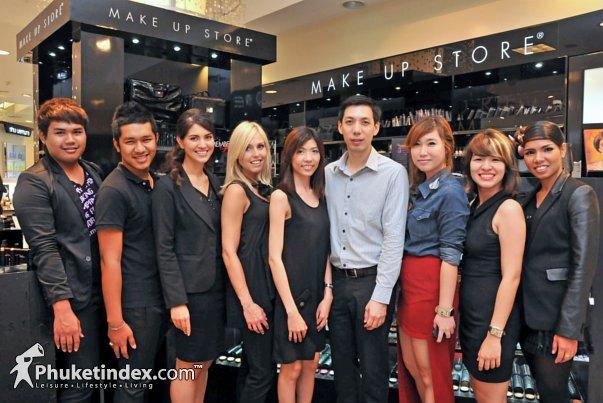 Make Up Store Workshop @ Central Festival Phuket