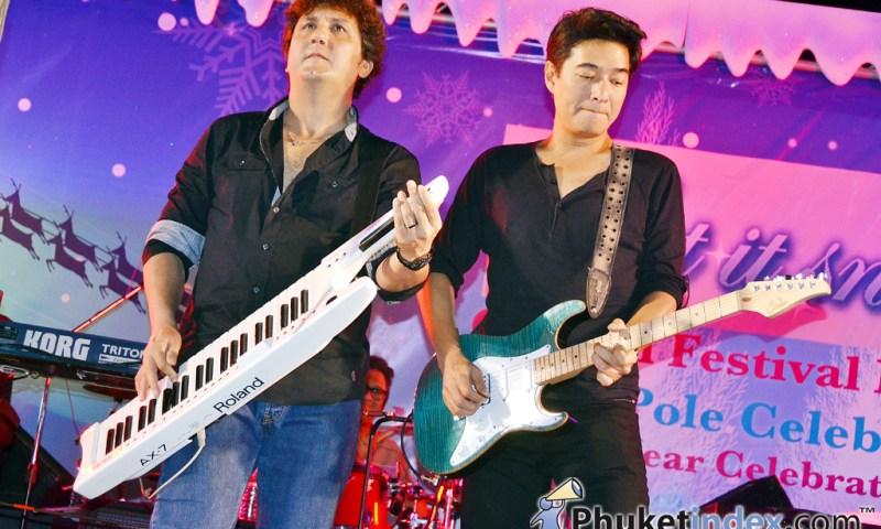 """สุดยอดคอนเสิร์ตส่งท้ายปี """"Central Festival Phuket North Pole"""" (Day 2)"""