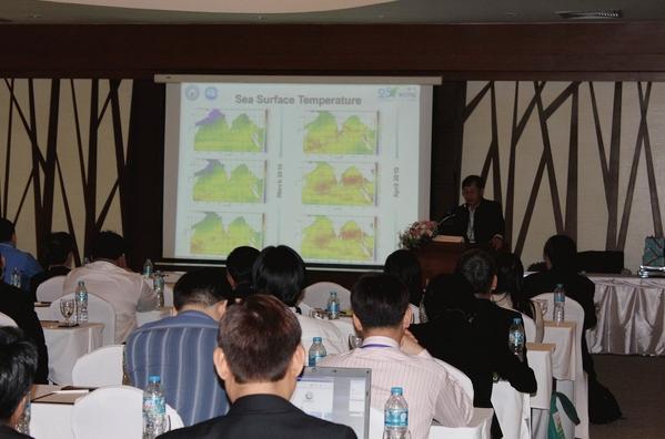 ภูเก็ตดึงนักวิชาการไทย-จีน ประชุมรับมือลมมรสุมและโลกร้อน