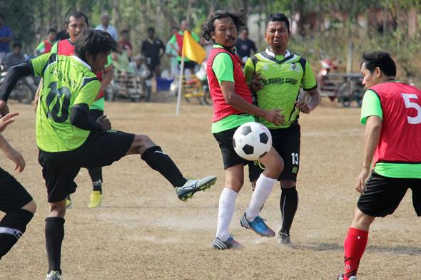 แข่งขันฟุตบอล 7 คน ทต.ศรีสุนทร คัพ ครั้งที่ 3