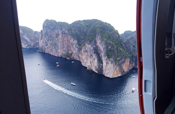 ภูเก็ตเร่งค้นหา 2 นักท่องเที่ยวสูญหายจากเหตุเรือชน