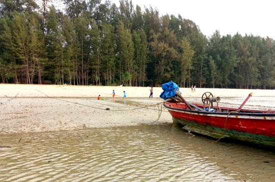 หาดในยาง
