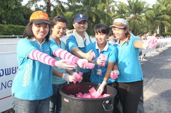 โรงพยาบาลกรุงเทพภูเก็ต ได้รับความไว้วางใจจากทีมผู้จัดการแข่งขันระดับโลกอีกครั้ง ใน Laguna Phuket International Marathon