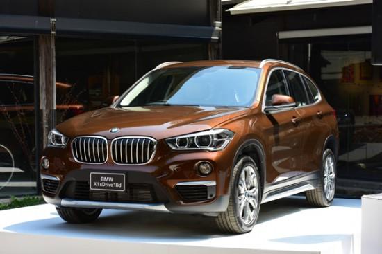 new BMW x1-1039