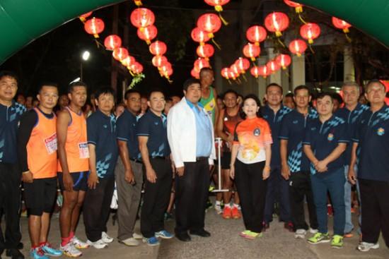 เทศบาลตำบลวิชิต จัด การแข่งขันเดิน-วิ่งวิชิตมินิมาราธอน ครั้งที่ 10