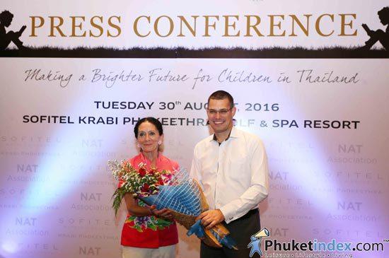 สมาคม NAT และ โรงแรม โซฟิเทล กระบี่ โภคีธรา กอล์ฟ แอนด์ สปา รีสอร์ท ร่วมมือ ร่วมแรง ร่วมใจ เพื่ออนาคตที่สดใสของเด็กด้อยโอกาสในประเทศไทย