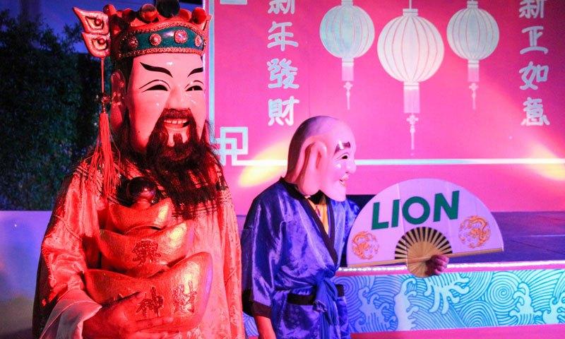 อมารี ภูเก็ต ชวนดินเนอร์ฉลองเทศกาลตรุษจีน
