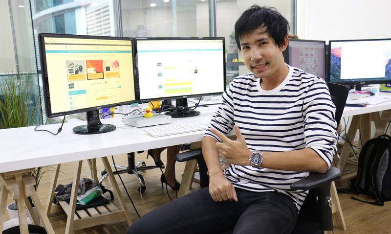 """""""วีรภัทร คันธะ"""" เมื่อคนไทยสร้างปรากฎการณ์ความสำเร็จในมาเลเซีย"""