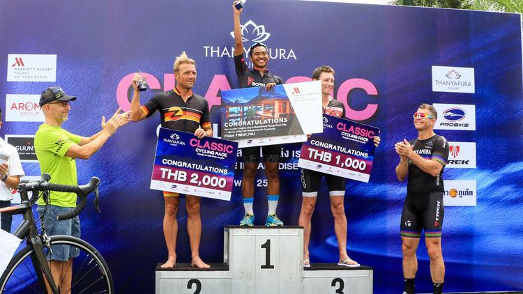 สุดยอดผู้ชนะการแข่งขันจักรยานธัญญปุระ คลาสสิค ไซคลิ่ง เรซ ครั้งที่ 4