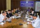 ภูเก็ตประชุมหารือหน่วยงานที่เกี่ยวข้องในการจัดงานประชุมวิชาการอันดามันฮาลาล