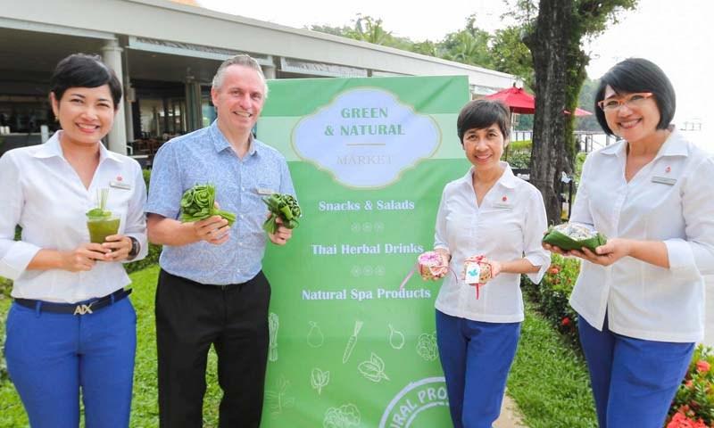 อมารี ภูเก็ต จัดตลาดนัดสีเขียว ครั้งที่ 1