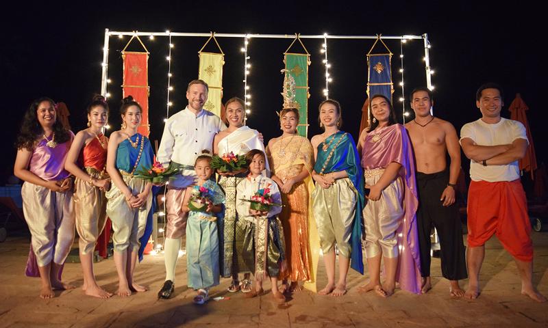 โรงแรม เจดับเบิ้ลยู แมริออท ภูเก็ต รีสอร์ท แอนด์ สปา ร่วมเฉลิมฉลองเทศกาลวันลอยกระทง ประจำปี 2561