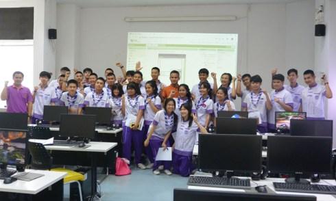 ศูนย์ CIC ภูเก็ตและโรงเรียนภูเก็ตไทยหัวอาเซียนวิทยาจัดบูรณาการการเรียนรู้ด้านนวัตกรรม