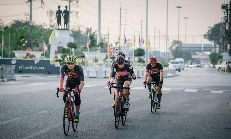จักรยานทางไกล Kathu Cycling Team Race ๒๐๑๙ ครั้งที่ ๑