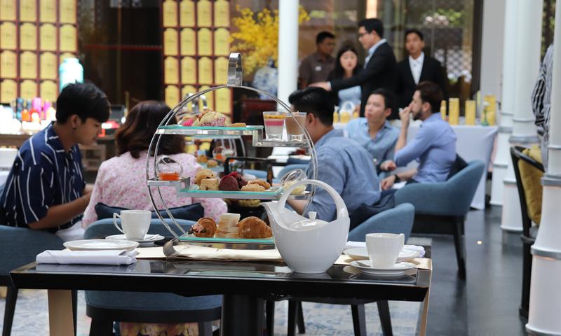 เปิดแล้ว High Tea @Chao Fah โรงแรมรามาดา พลาซ่า เจ้าฟ้า