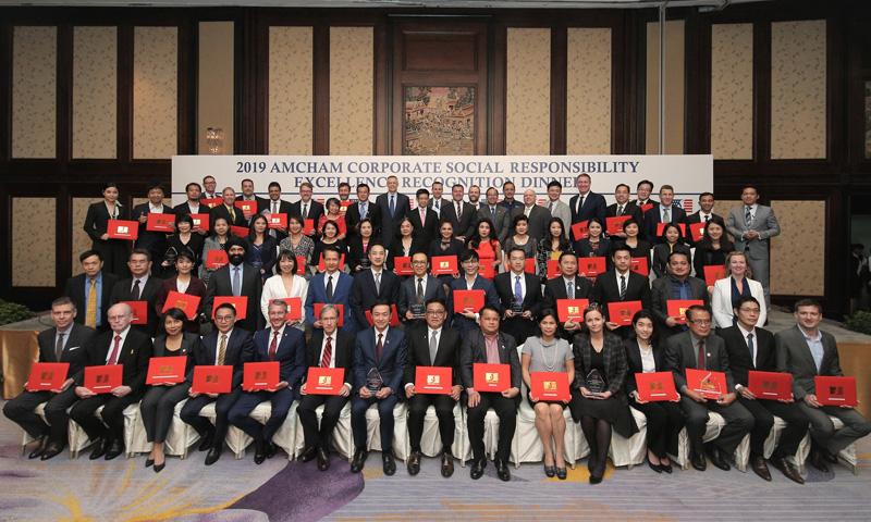 ลากูน่าภูเก็ตรับรางวัลเกียรติยศด้าน CSR ระดับเหรียญทองโดยหอการค้าอเมริกันในประเทศไทย