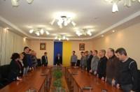22 Abgeordnete des Nikolaevs hat Regionalrat PR-Bruchteil ...