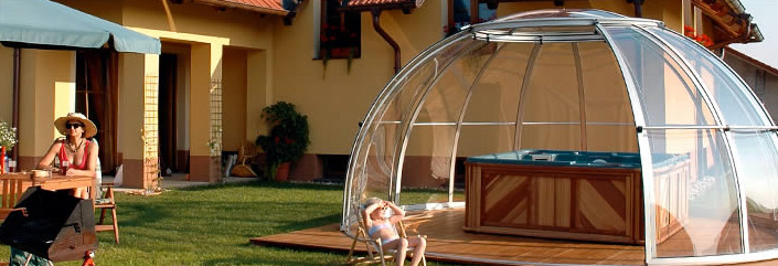 Pool And Spa Enclosures Let You Enjoy Your Backyard Year Round