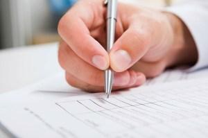Firma notaio