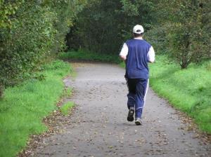 assenteismo e jogging