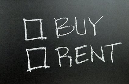 Rent or Buy 1