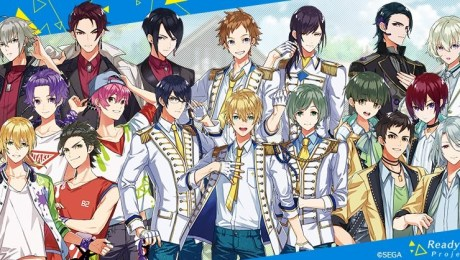 Sega unveils latest mobile idol game Readyyy!
