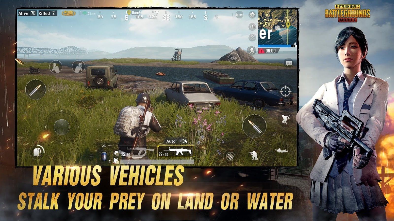 How To Enable Hd Graphics On Pubg Mobile Global Version: Get Your PUBG Here! PUBG Mobile Is Available For Download