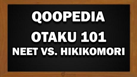 NEET vs Hikikomori