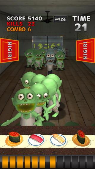 Sushi Ninja Zombies2