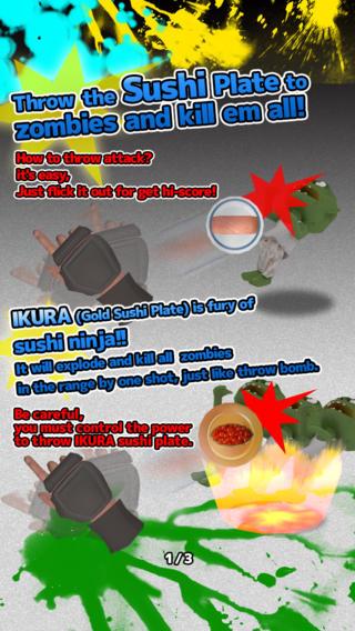 Sushi Ninja Zombies3