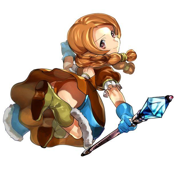 空飛ぶ魔法少女 エリー