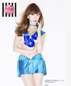 美少女戰士內衣4