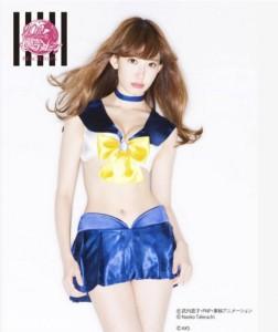 美少女戰士內衣7