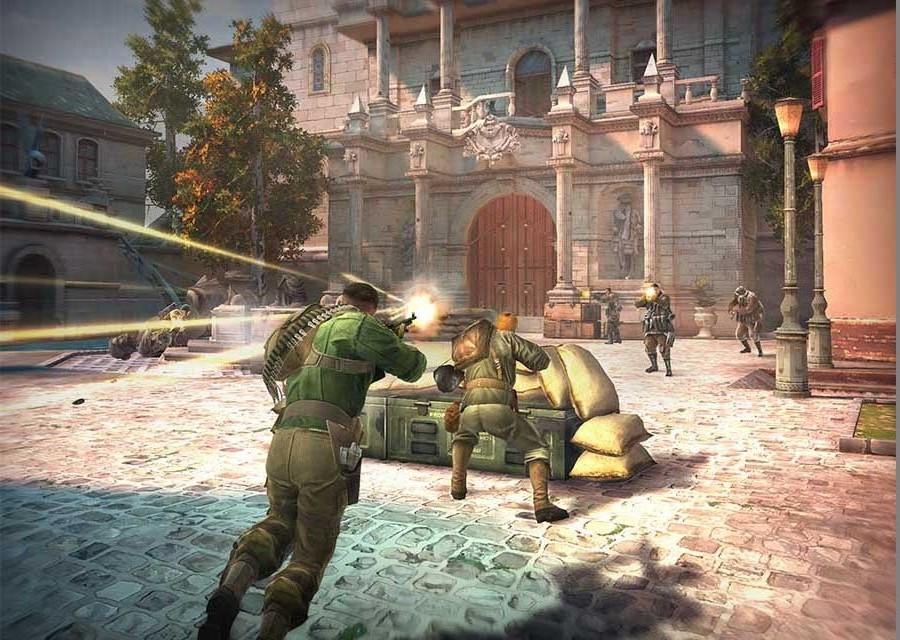 ブラザーインアームズ 3:Sons of War2