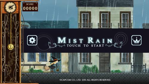 Mist Rain 01
